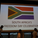 South African Freedom Day Celebrations