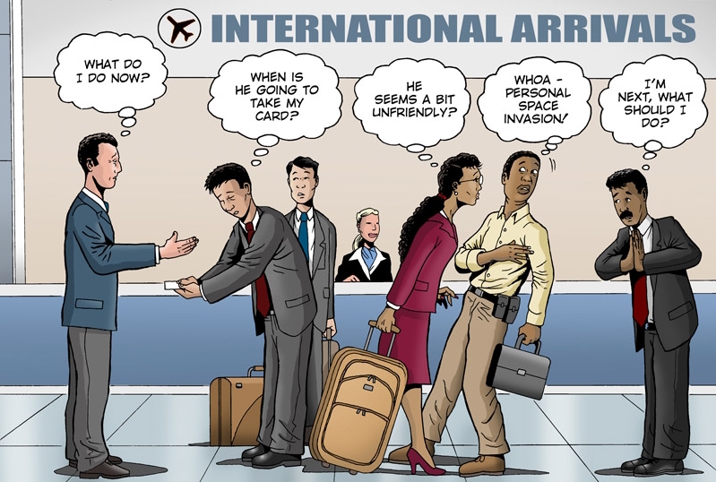 cross cultural communication barriers in business