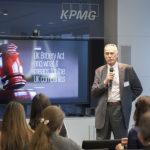 British Business Club and KPMG joint event – Compliance – Business Breakfast