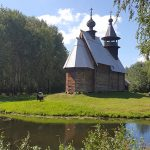 Wooden Masterpieces of The Past: the Kostroma Wooden Architecture Museum