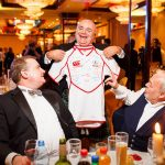 The Moscow Dragons RFC St Valentine's Day Charity Ball on February the 17th