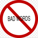 Somewhat Bad Words