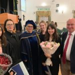 MOSCOW STATE LINGUISTIC UNIVERSITY'S GRADUATION CEREMONY- 2019